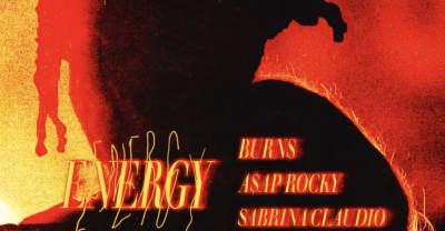 "BURNS, A$AP Rocky, and Sabrina Claudio share ""Energy"""
