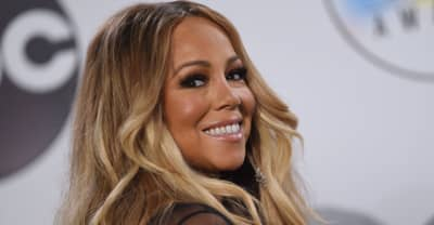 "Mariah Carey shares ""A No No"" remix featuring Stefflon Don"