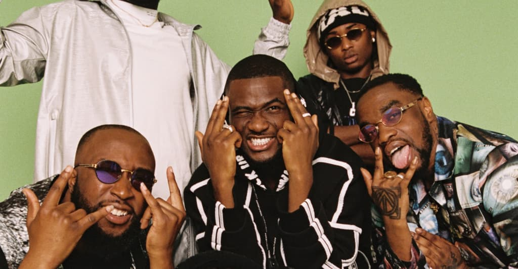 NSG is the afrobeats act bringing London vibes to the world