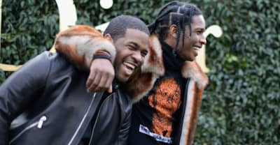 "A$AP Rocky and A$AP Ferg reunite on new song ""Pups"""