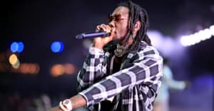 Offset may have been present during drive-by shooting at Atlanta studio