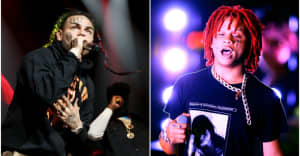 Report: During federal testimony, 6ix9ine claims Trippie Redd was a gang member