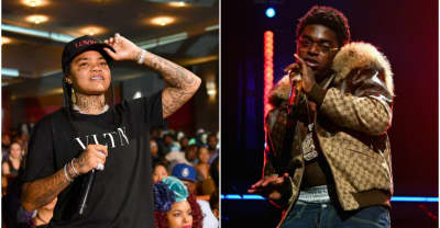 "Young M.A dismisses Kodak Black ""situation"" after controversy over his homophobic lyrics"