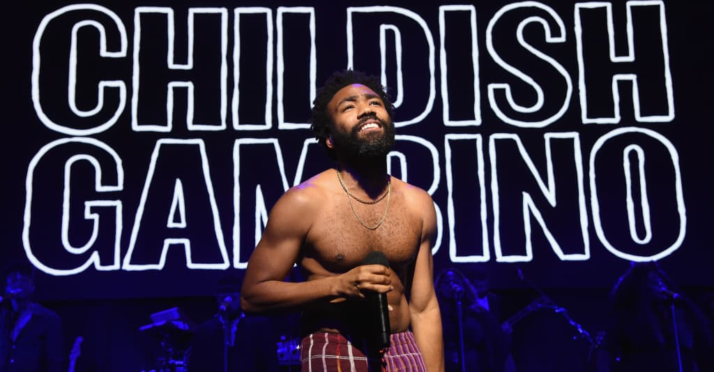"""Childish Gambino's unreleased song """"Algorhythm"""" is now available in his AR app"""
