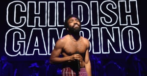 "Childish Gambino's unreleased song ""Algorhythm"" is now available in his AR app"