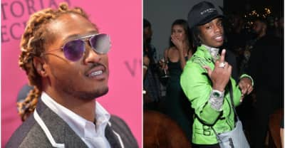 "Future wants his ""little brother"" YNW Melly out of jail"