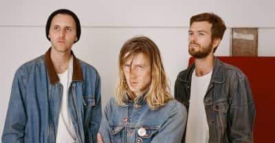 Listen to the debut EP by Curls, Christopher Owens's new band