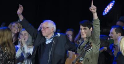 Bon Iver and Vampire Weekend to play free Iowa rallies for Bernie Sanders