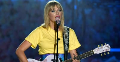 Taylor Swift says she plans to re-record her Scooter Braun-owned masters