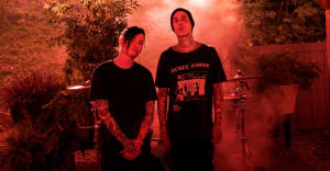 "nothing,nowhere. and Travis Barker unleash the ""Destruction"" music video"