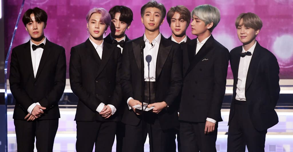 """BTS on playing Saudi Arabia: """"If there's a place where people want to see us, we'll go there"""""""