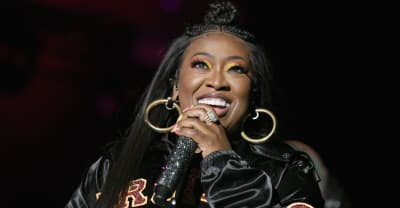 Missy Elliott will release her new project Iconology tonight
