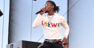 Offset may have revealed his solo album title