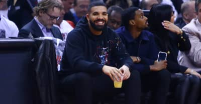 Drake ingeniously broke the Drake curse by wearing 76ers gear during Game 7