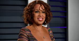 Watch Gayle King discuss the on-set drama of her R. Kelly interview