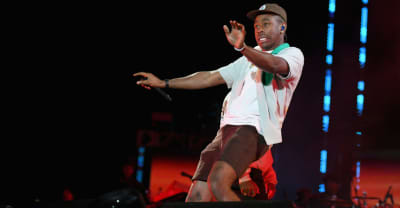 Tyler, the Creator celebrates resignation of Theresa May, who banned him from the U.K.