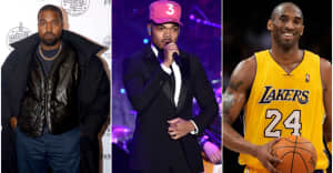 Watch Kanye West and Chance The Rapper pay tribute to Kobe Bryant at Sunday Service