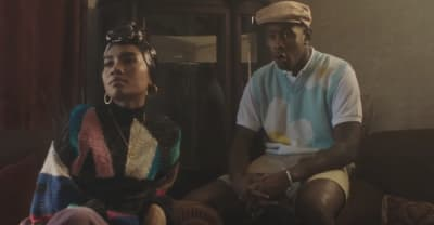 "Yuna and Tyler, The Creator are domesticated in the ""Castaway"" music video"