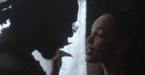 "Burna Boy and Jorja Smith get cozy in the ""Gum Body"" video"