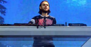 "Zedd claims he was ""permanently banned"" from China after he ""liked a South Park tweet"""