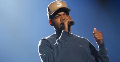 Chance The Rapper announces tour