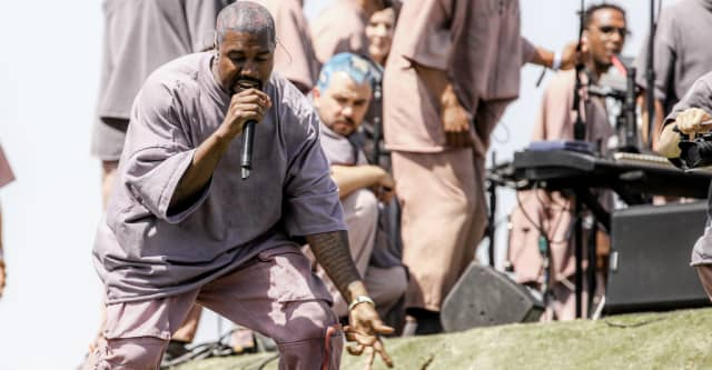 Report: Kanye West is done with solo shows 1