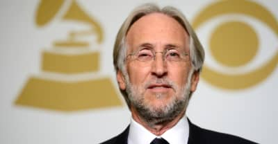 Ex-Grammys president Neil Portnow issues statement denying rape allegation