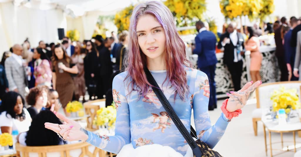 Grimes Reveals New Single Release Date In Adidas Stella Mccartney Ad The Fader