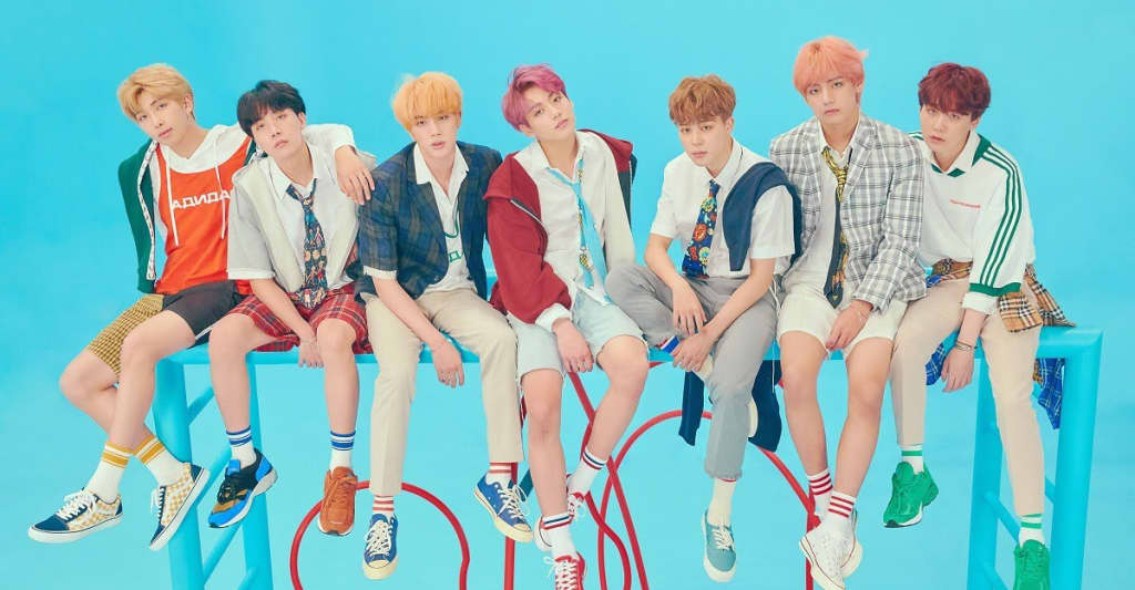 BTS announce new album MAP OF THE SOUL : PERSONA | The FADER