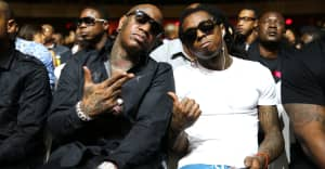 "Lil Wayne, Birdman, and Juvenile share new song ""Ride Dat"""