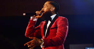 """Report: Nipsey Hussle's estate faces lawsuit over """"Hussle & Motivate"""""""
