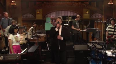 Watch LCD Soundsystem Perform On Saturday Night Live