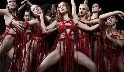 Watch the new trailer for Suspiria