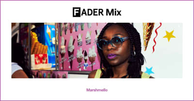 FADER Mix: Marshmello