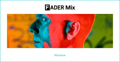 FADER Mix: Nick Hook