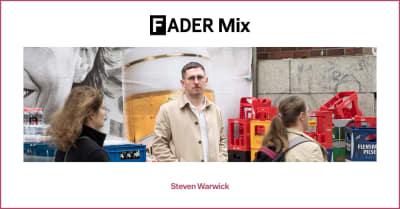 FADER Mix: Steven Warwick