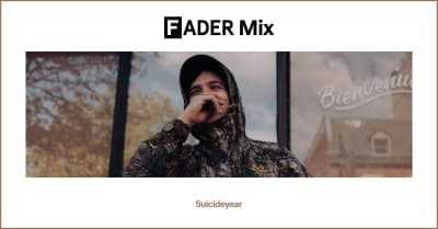 FADER Mix: Suicideyear