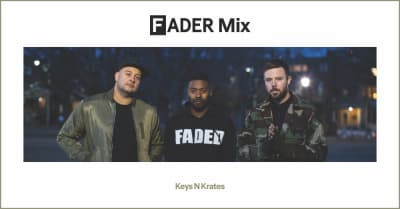 FADER Mix: Keys N Krates