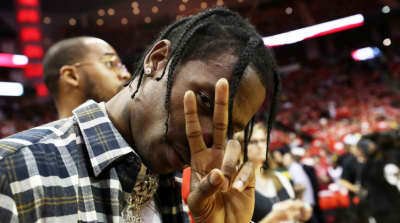Each of the 17 tracks on ASTROWORLD have charted on the Billboard Hot 100