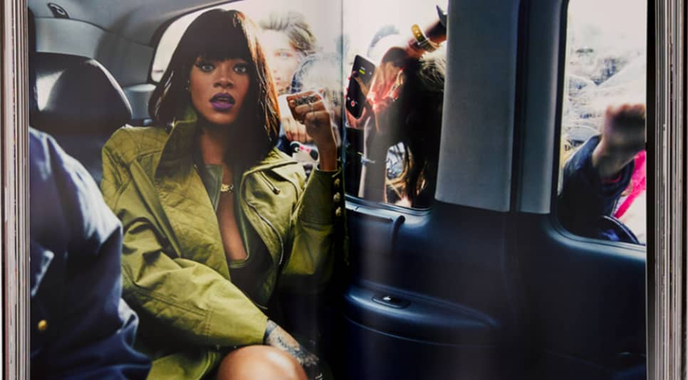 """Rihanna is releasing a """"visual autobiography"""" later this month"""