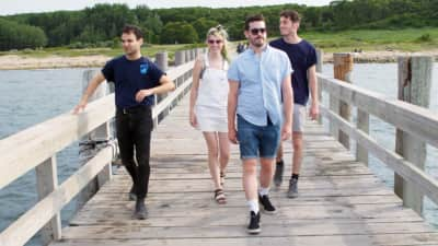 Charly Bliss Know Lobster Rolls Are Best Experienced With Your Bandmates