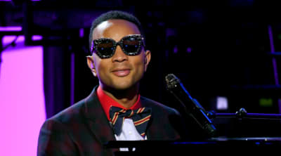"John Legend and BloodPop share ""A Good Night"""