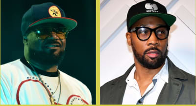 "Hear Ghostface Killah and RZA's new song ""On That Sht Again"""