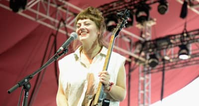 Watch Angel Olsen's NPR Tiny Desk Concert