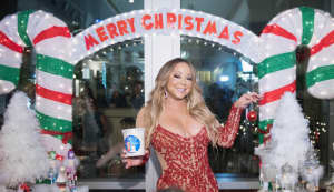 Mariah is coming