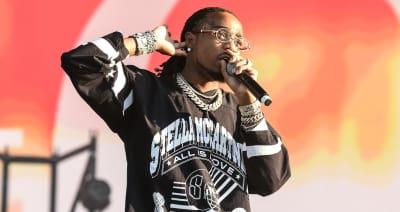 Quavo shares three new songs