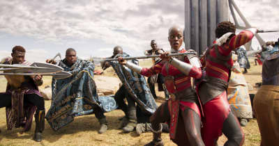 How Black Panther's intricate costumes help tell its story