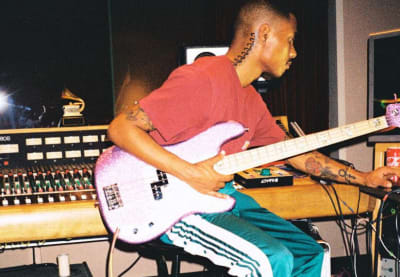"Steve Lacy drops new single ""N Side"""