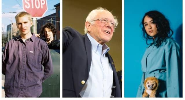 Strange Ranger enlist Jay Som, Shamir, Ian Sweet, and more for Bernie Sanders compilation 1