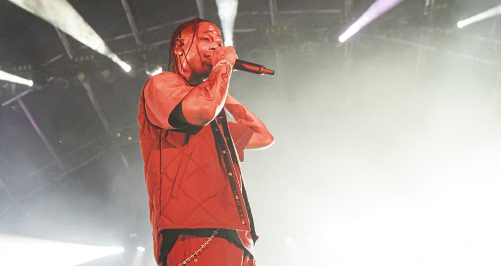 "Travis Scott's new single ""Highest In The Room"" is dropping this week"